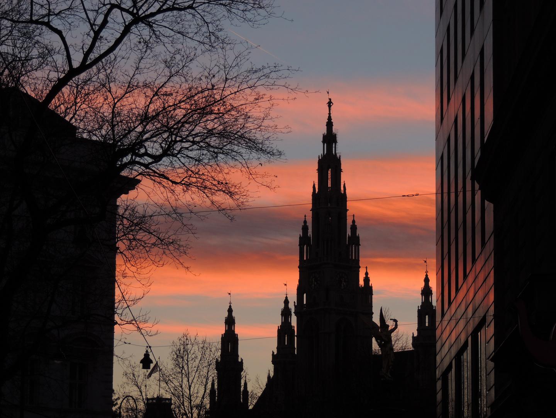 Wien im Abendlicht 2