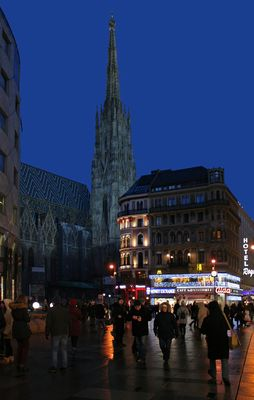 Wien im Jänner
