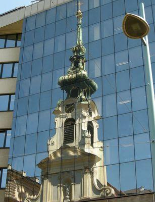 WIEN: Kirche im Office - Spiegel