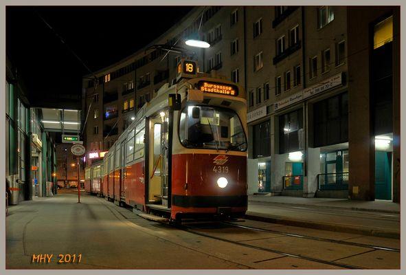 Wien, Linie 18