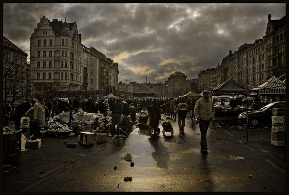 Wien Naschmarkt