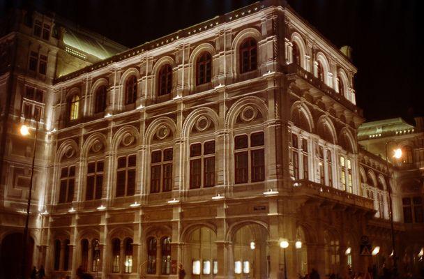 Wien, Oper