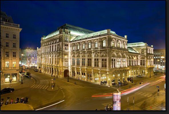 << Wien - Staatsoper >>