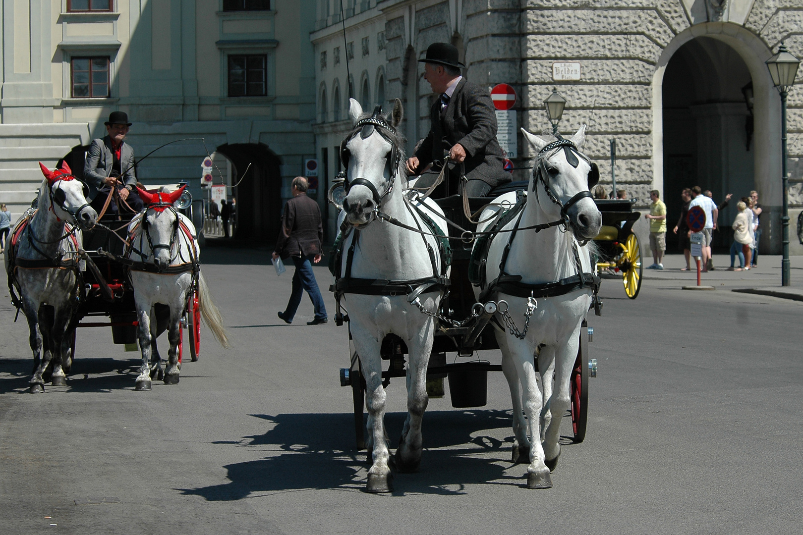 Wien und seine Fiaker 01