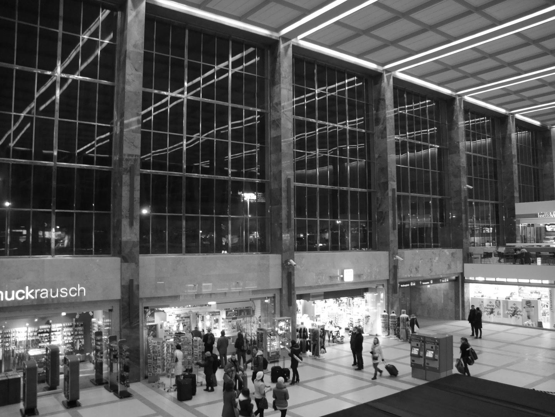 Wien - Westbahnhof