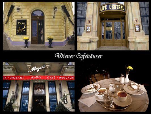 Wiener Cafehäuser!