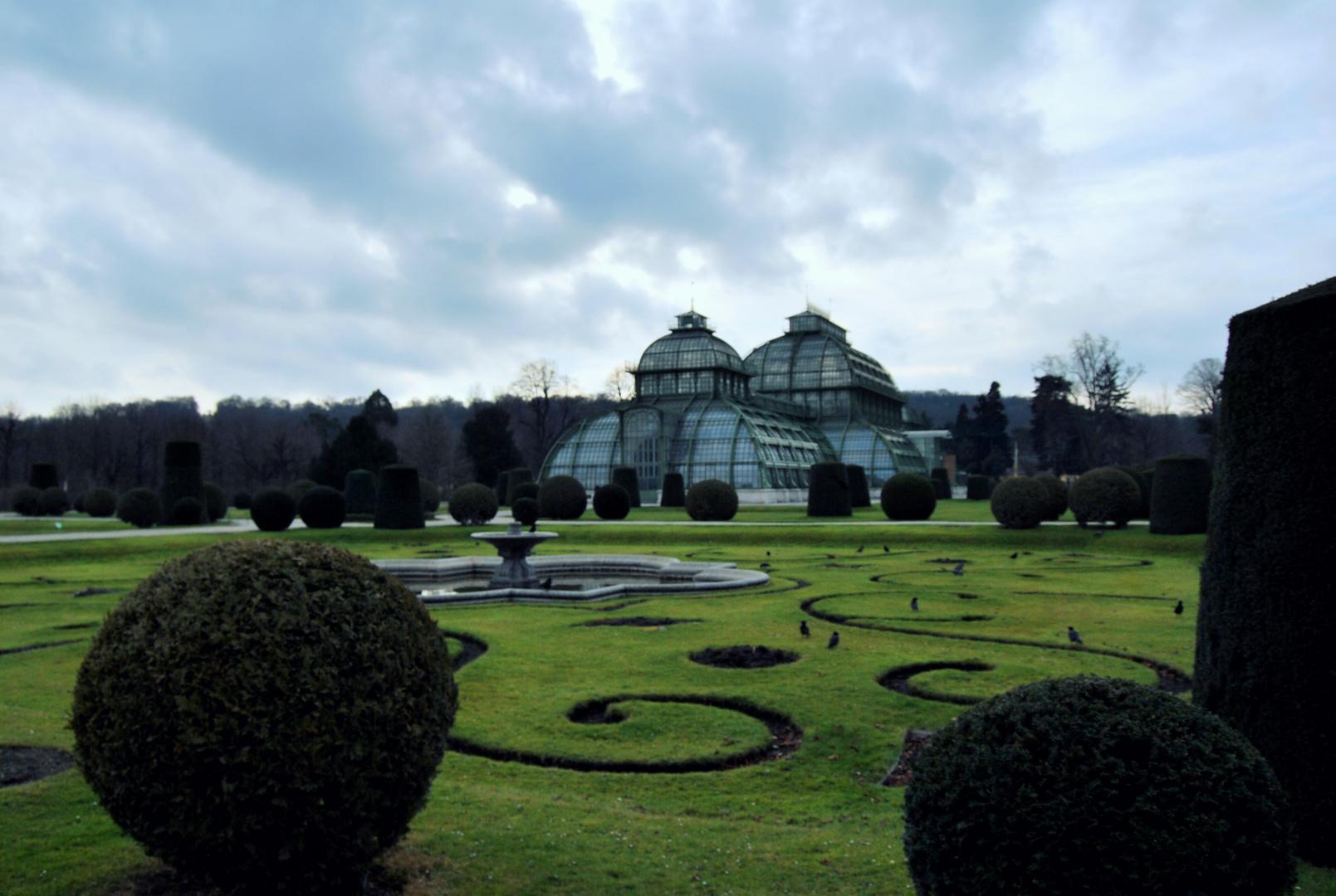 Wiener Gartenhaus