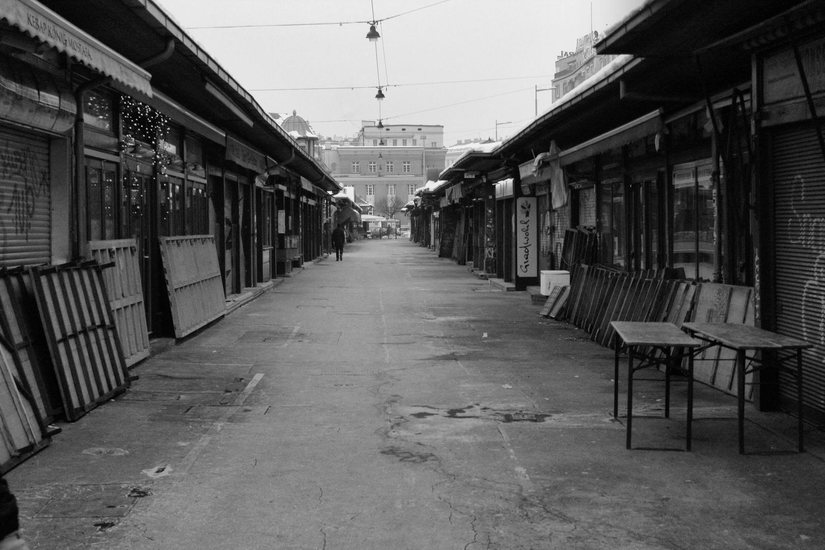 Wiener Naschmarkt mal Anders ;-)