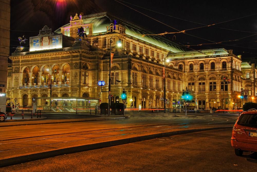 Wiener Oper HDR