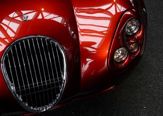 Wiesmann Roadster - Eröffnung