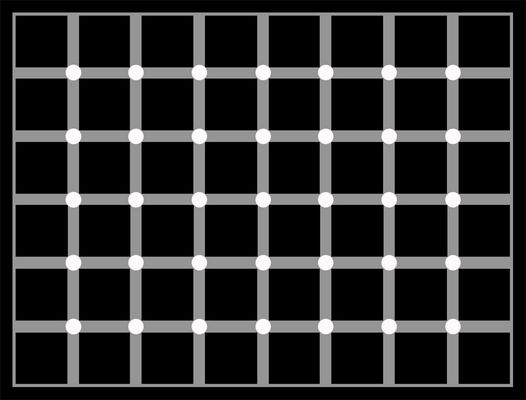 Wieviele schwarze Punkte ?