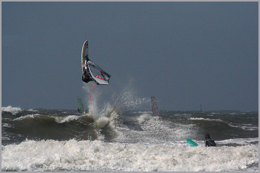 Wijk - EinTraumspot für Surfer