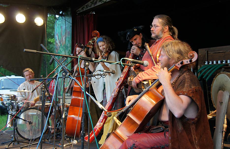 Wikinger-Fest in Schildow, 05.06.10 – 05