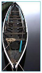 wikingerboot in rolskilde / dänemark
