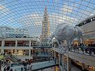 Wild Horse im Trinity Shopping Centre