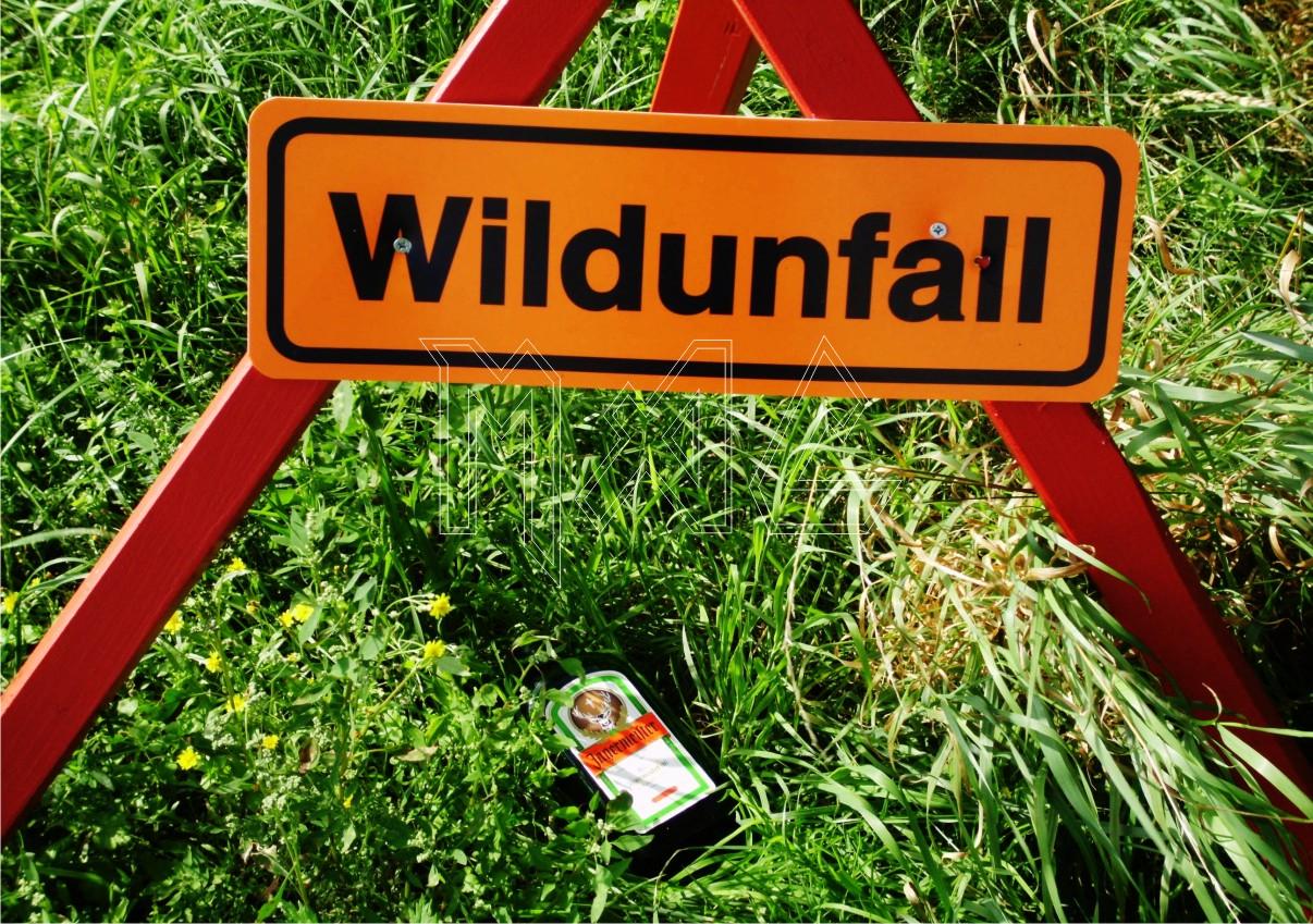 Wild Unfall