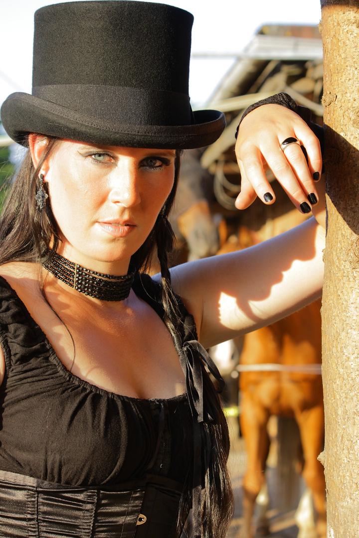 Wild West Lady