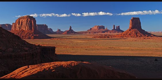 Grand Canyon, Monument Valley