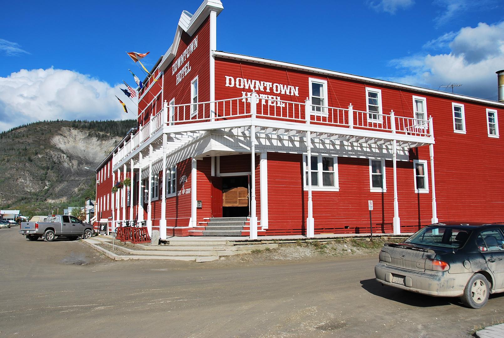 Wild Wild West, Dawson City Alaska