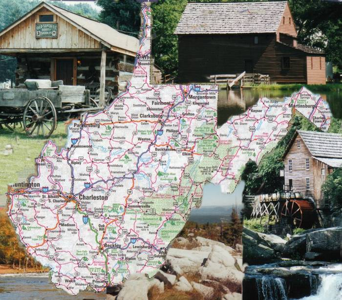 wild wonderful west virginia