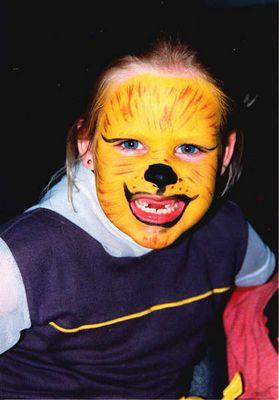 Wilde Kleine Tigerin