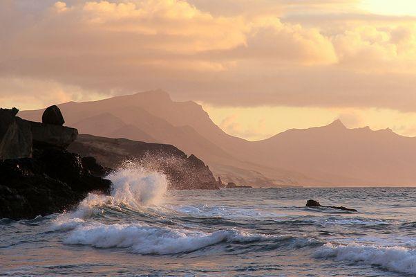 Wilde, romatische Atlantikküste