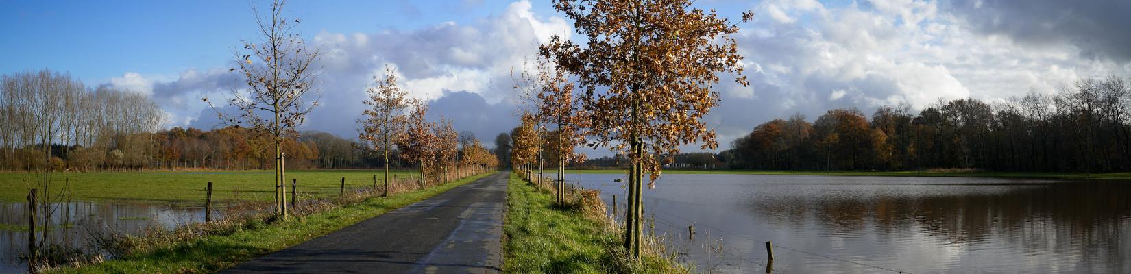 Wildenburg, Autumn Panorama