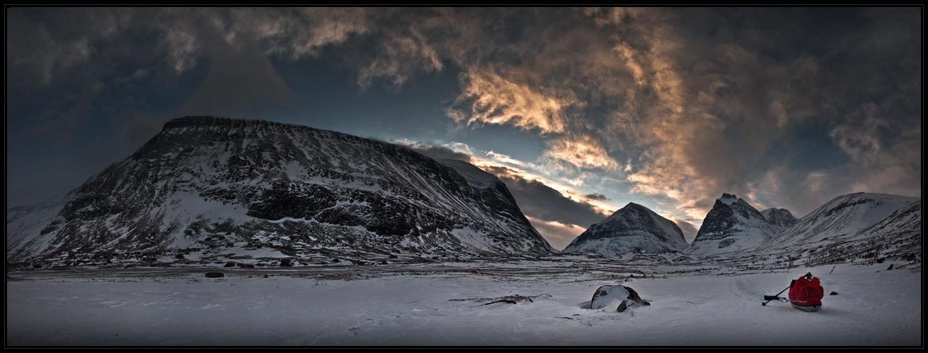 wildes Lappland