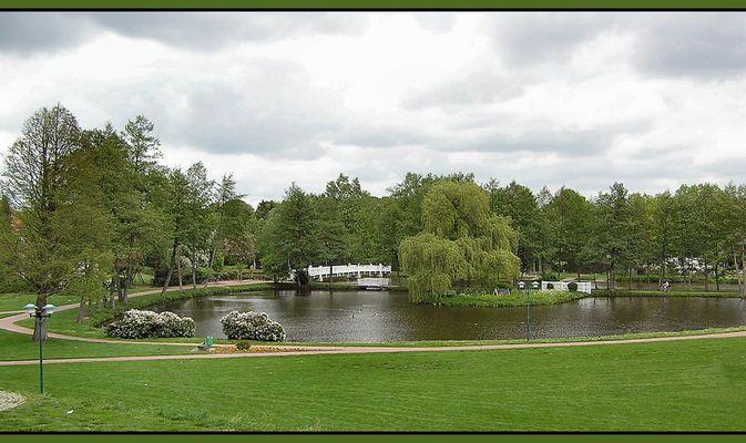 Wildeshausen - im Park am Burgberg
