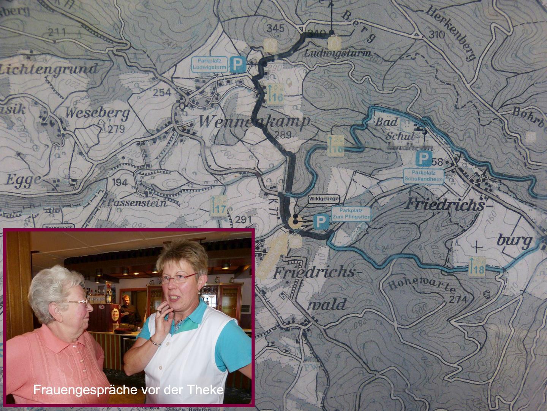 Wildpark und Hotel Pfingsttor Rinteln Friedrichswald