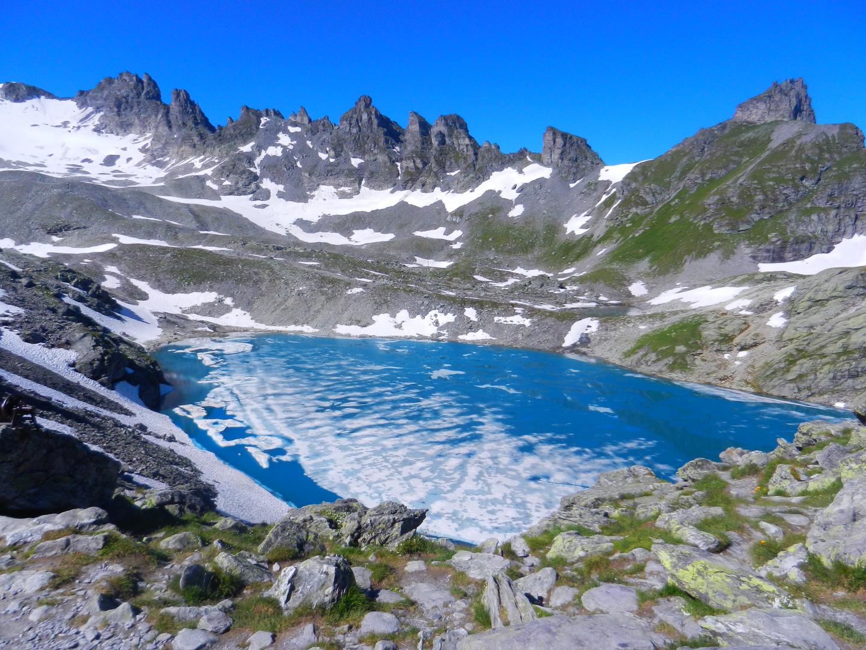 Wildsee am Pizol