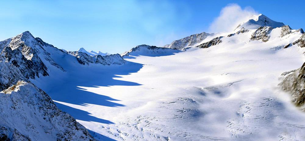 Wildspitze 3768 m