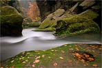 Wildwasser...