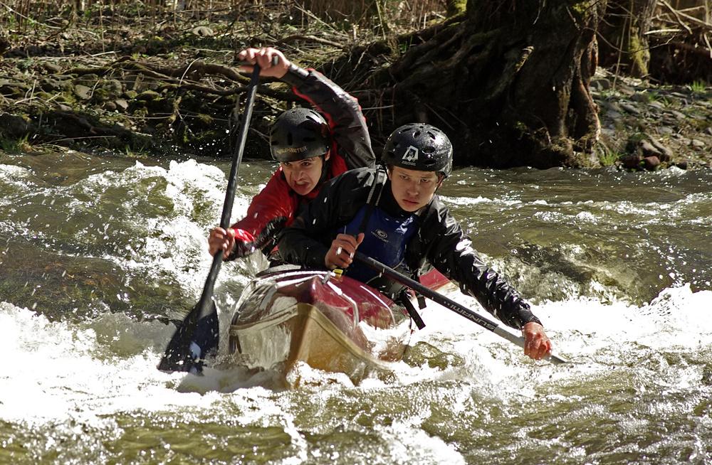 Wildwasser Deutschlandcup in Monschau
