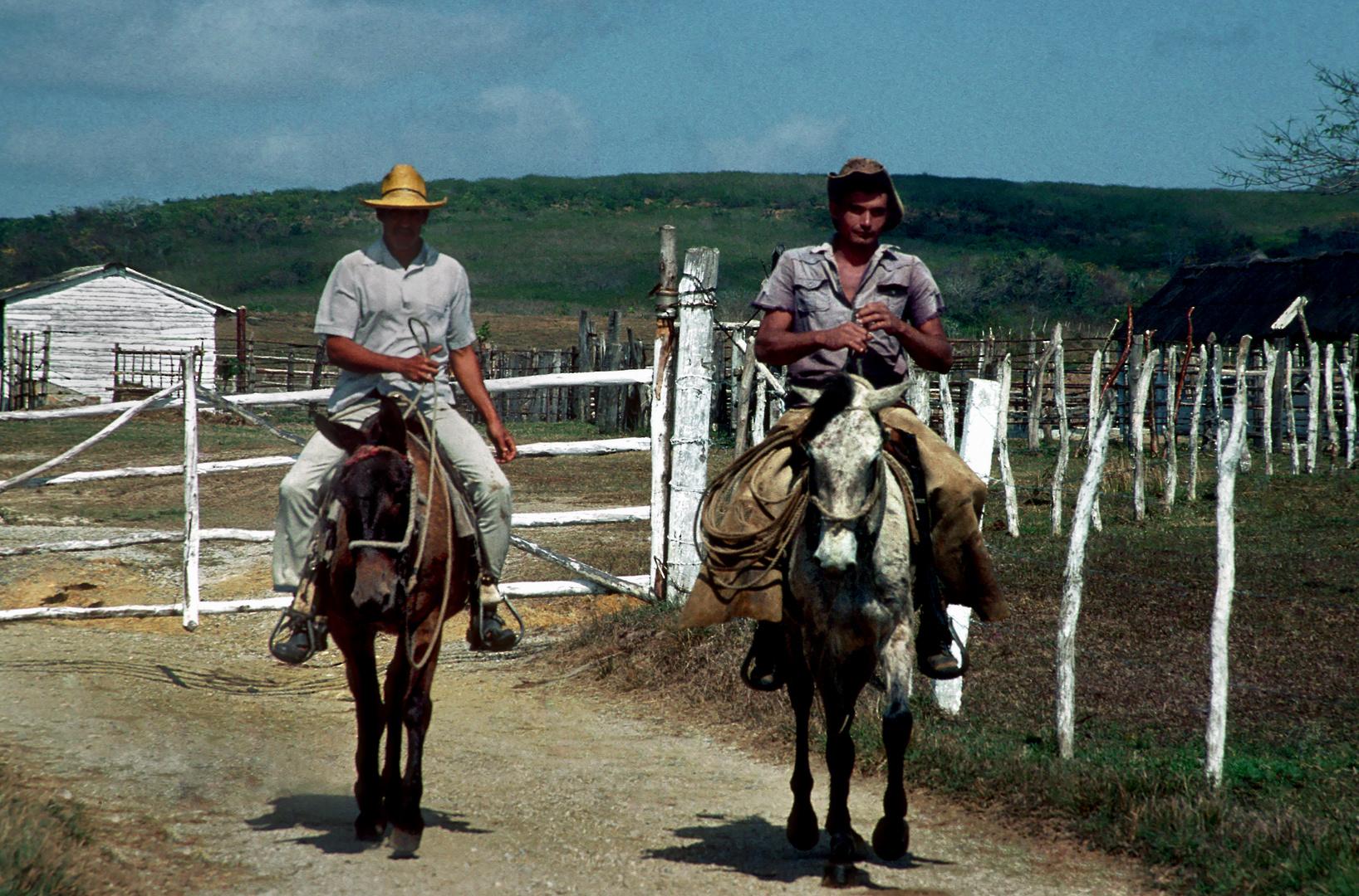 Wildwest auf Kuba