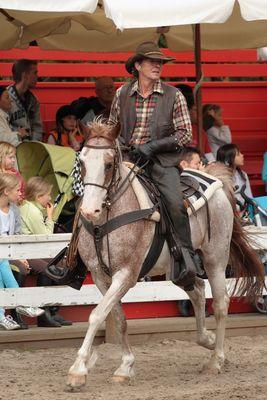 Wildwestshow Ponypark Slagharen