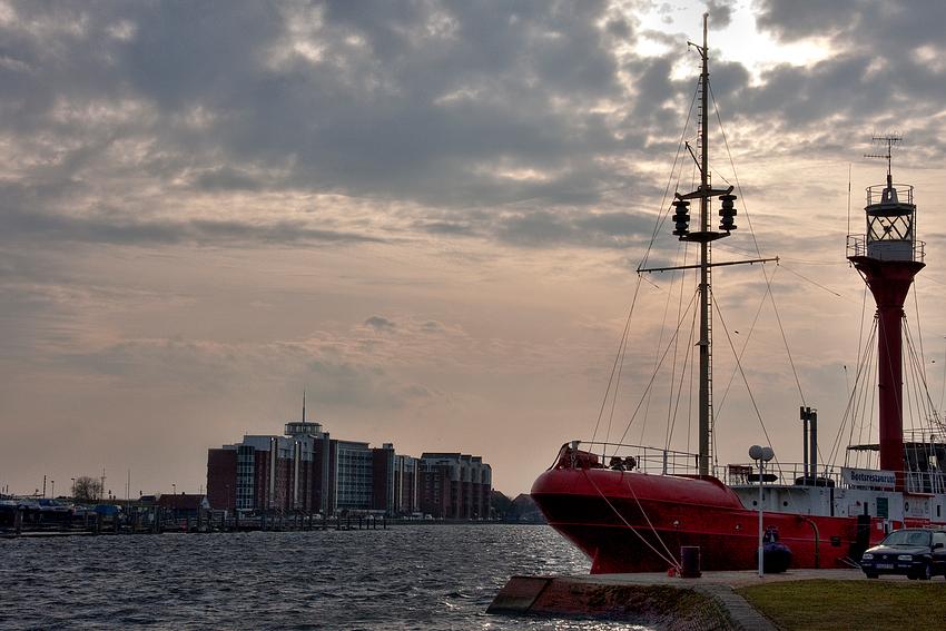 Wilhelmshaven die Stadt am Meer ...