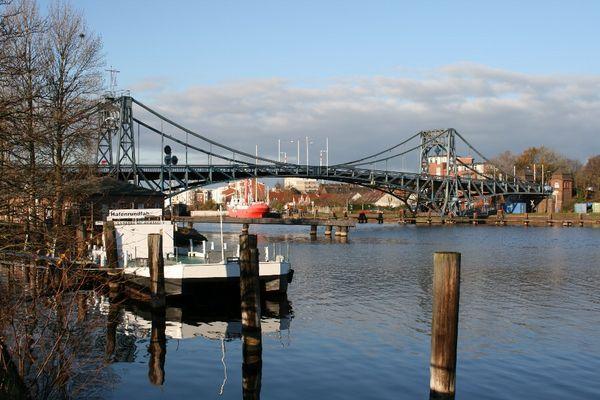 Wilhelmshaven - K. W. Brücke