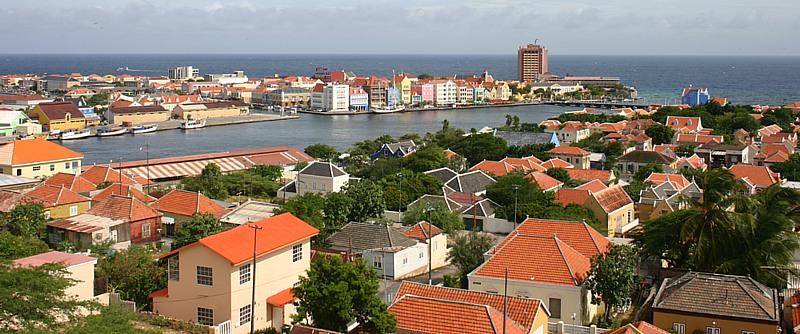 Willemstad, the caribbean Amsterdam