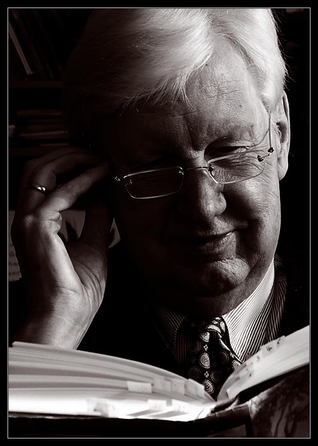 Willi Fährmann liest