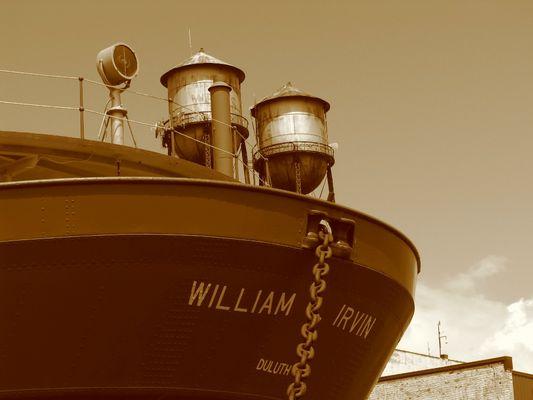 William Irvin