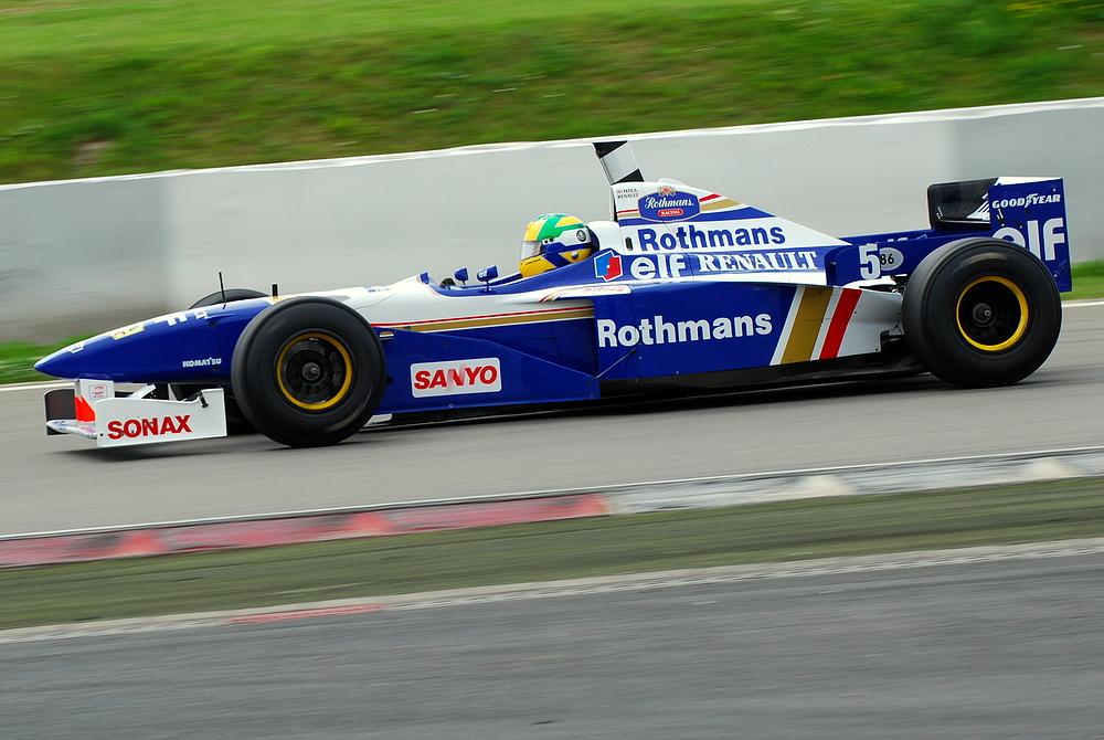 Williams-Renault F1 von Damon Hill