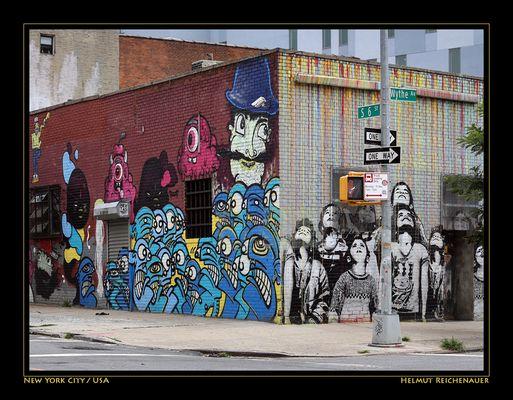 Williamsburg IV, Brooklyn, New York City / USA