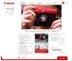 Willkommen bei Canon