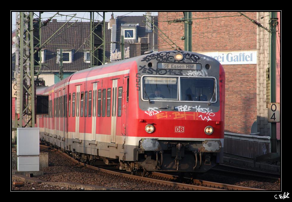 Willkommen bei DB Regio NRW!