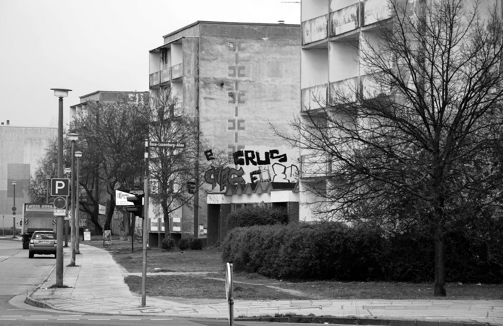 Willkommen in Brandenburg/ Havel I