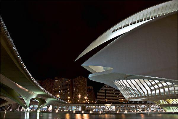 Willkommen in der Zukunft . . . in Valencia