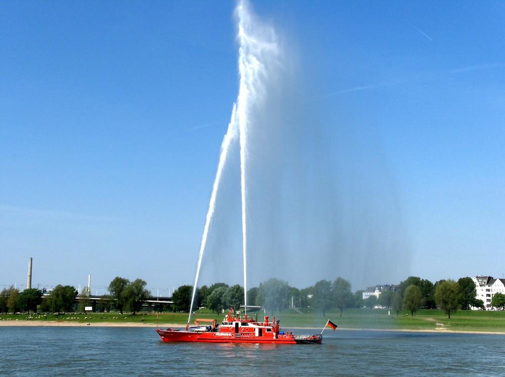 Willkommen in Düsseldorf
