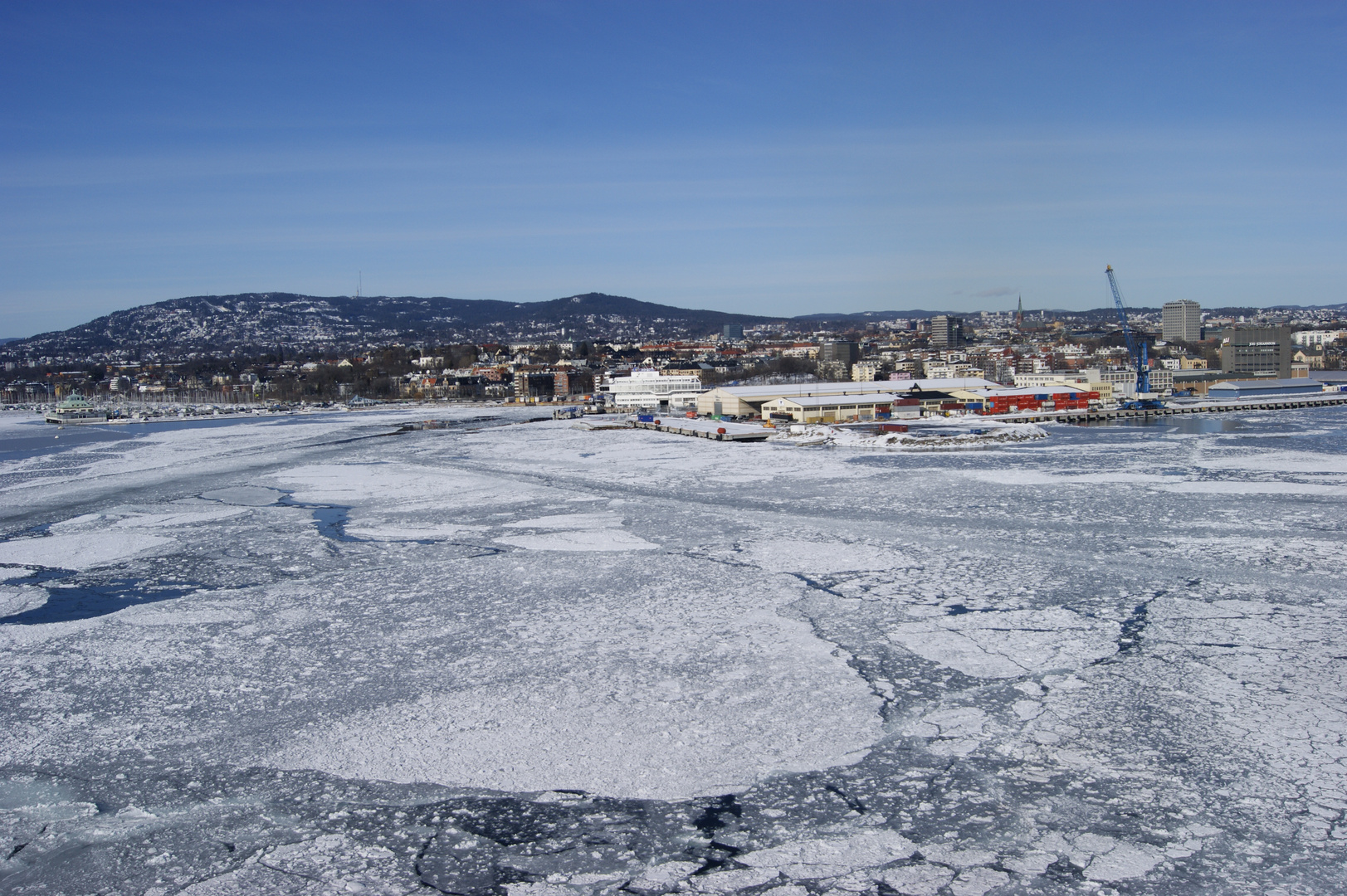 Willkommen in Oslo (März 2012)
