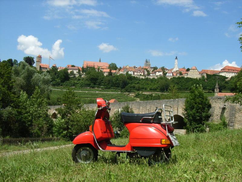 Willkommen in Rothenburg!